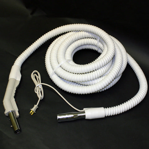 Nutone Hose, Electric Nutone W/ Pistol Grip & Switch, 06-1117-93