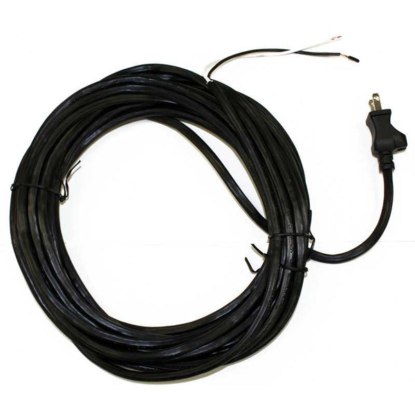 Oreck Cord 30' 18/2 Handle Mount Torturous Path Black, 58-5807-61