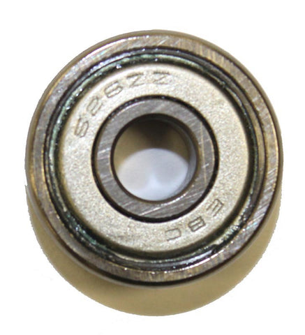 Panasonic Bearing, Brushroll Except Wooden Metal Shield, 626-ZZ