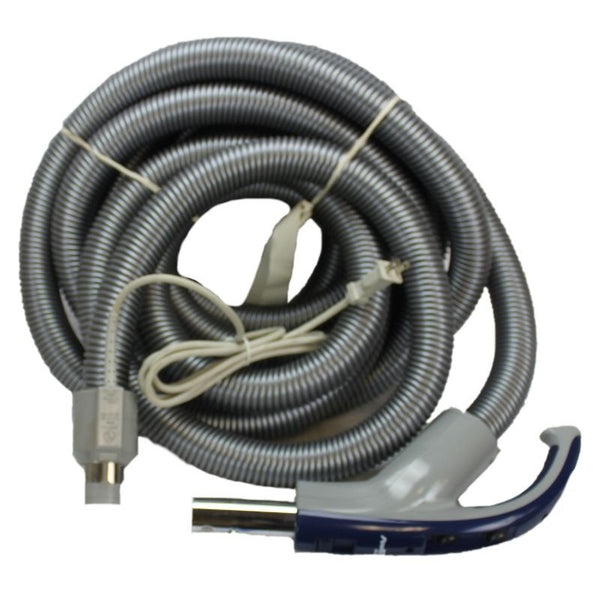 Power Star Hose, Powerstar Central Vac 30' W/ Pigtail 120v, TBOPE30P TBOPE30P