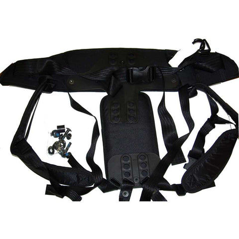 Pro-Team and Windsor Two-Piece Backpack Plate System