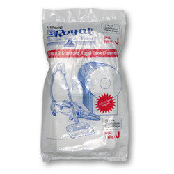 Royal Paper Bag, Royal Tank J  Pony 401, 4100-4600 10 Pk, 3041147001