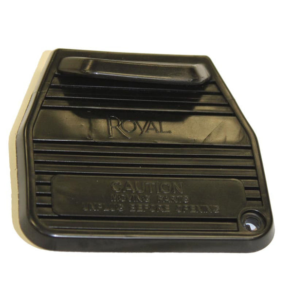 Royal Cover, Belt Commercial   Metal Upright Rubber, 1670744600