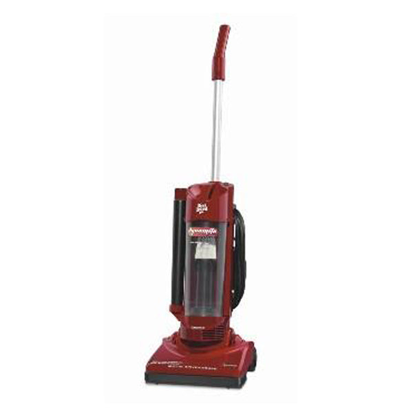 Royal Vac, Dynomite Plus Bagless Obt 25' Cord Red Vacuum, M084650RED
