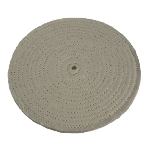 Shop Supplies 12 In X 1/2 In Buffing Wheels Fitall, BUF-12 BUF-12