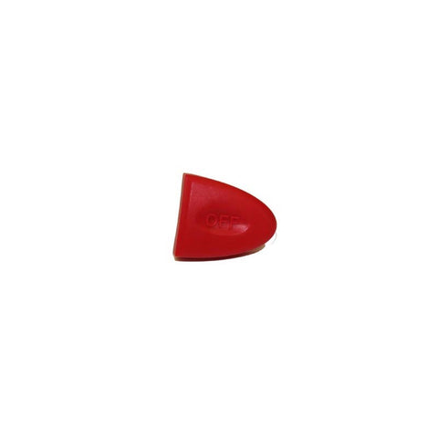 Shop Vac Button, Switch  Red, 7441510
