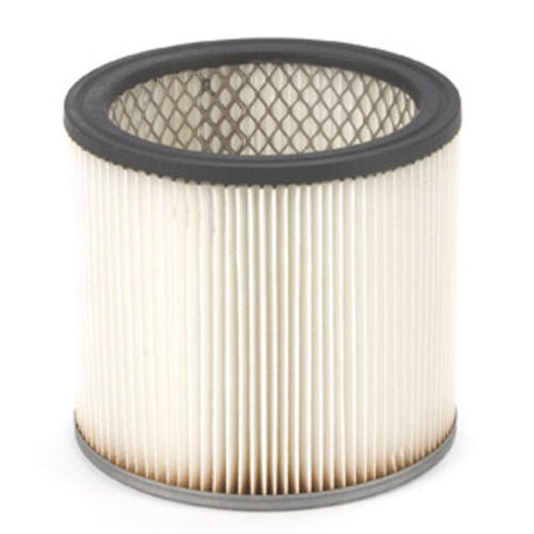 "Shop Vac Filter, Genie Wet/dry 6 3/8""-h 7 1/4""-w Cartridge, 9030319"
