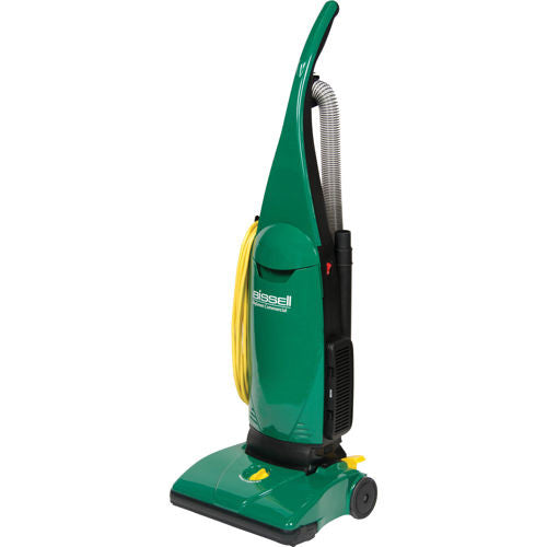 "Bissell BigGreen Commercial 13"" Pro Bagged Upright Vacuum with tools (BGU1451XP) - MonsterVacuum.com"