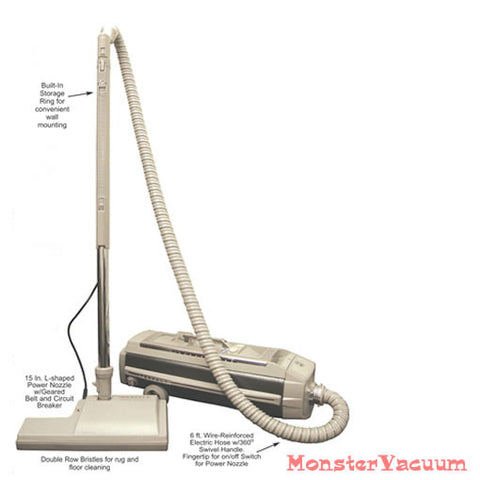 Perfect Powerteam C101 vacuum