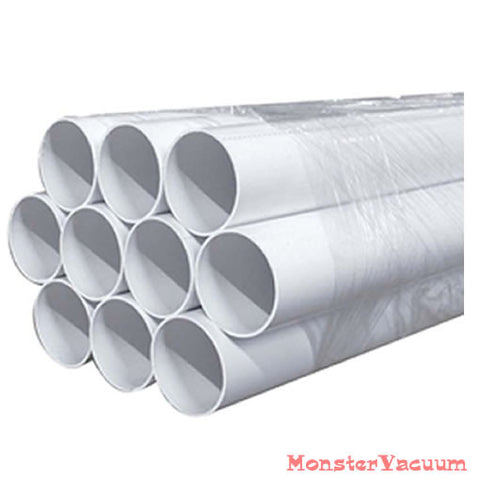 Central Vacuum Pipe - 80' x 2""