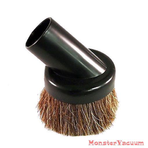 "Soft Body Dusting Brush vacuum cleaner attachment Kirby horse hair bristle 1-1/4"" or 32mm"