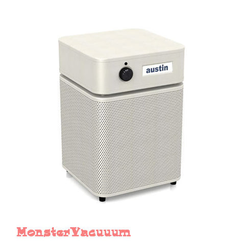 Austin Air HealthMate Jr. Plus True Medical Hepa Filtering Enhanced Breath Safe - MonsterVacuum.com
