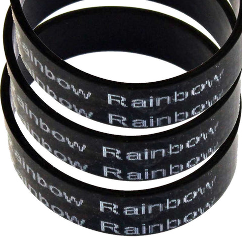 Rainbow Rexair OEM Power Nozzle Belts 3pk R1699B