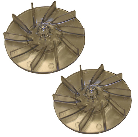 Eureka Sanitaire Lexan Fan - two pack