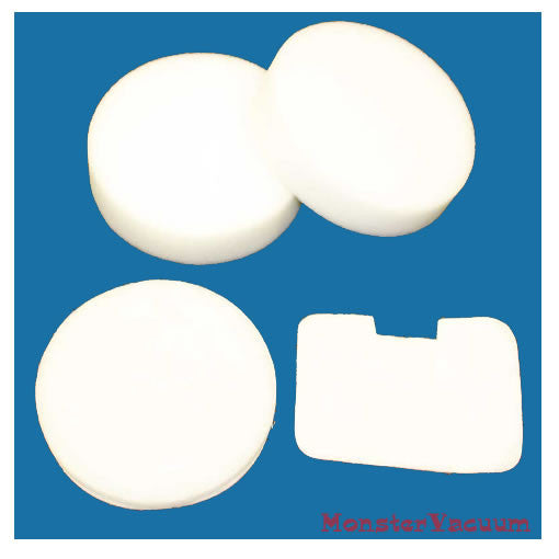 Shark Navigator Filter Kit 3 Foam, 1 Felt, 1 Exhaust, Nv22L, Xf22 XF22