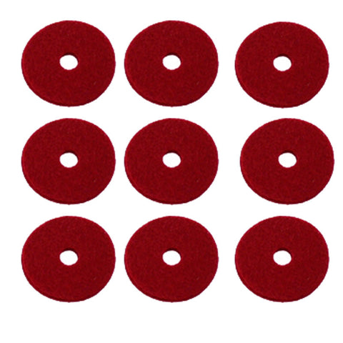 Spool Pin Felt, Singer Sewing Machine Red pads - 9 pack #270077040