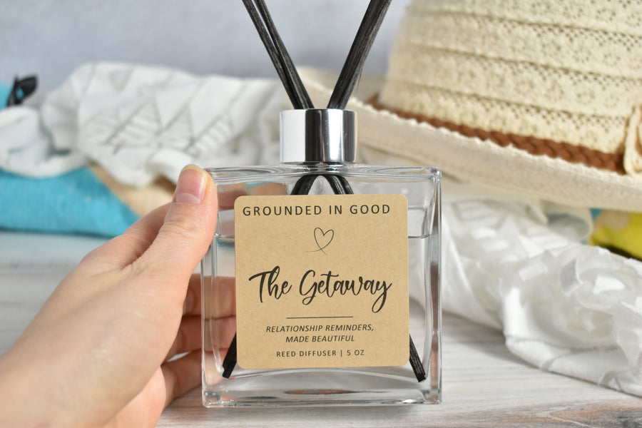 The Getaway Reed Diffuser