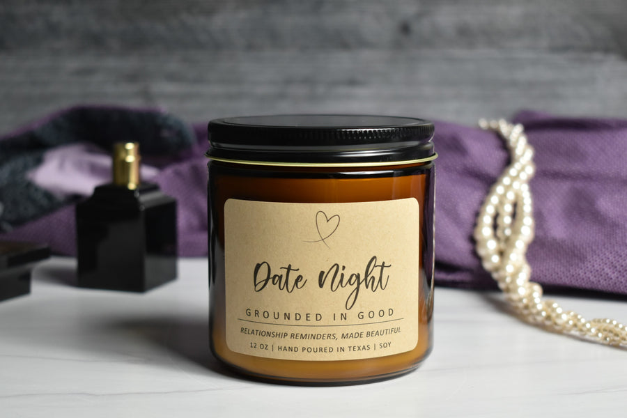 Date Night Soy Candle