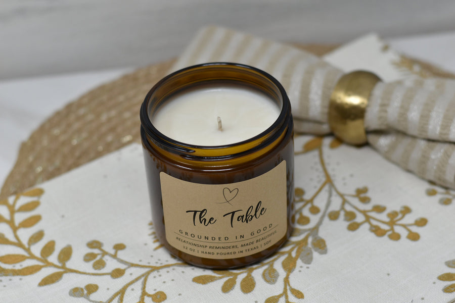 The Table Soy Candle