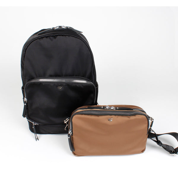 4W4026- Convertible Backpack to Xbody