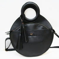 4W6800- Circle Top Handle Crossbody