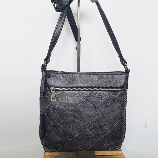 AS4042 - Diamond Quilt Crossbody