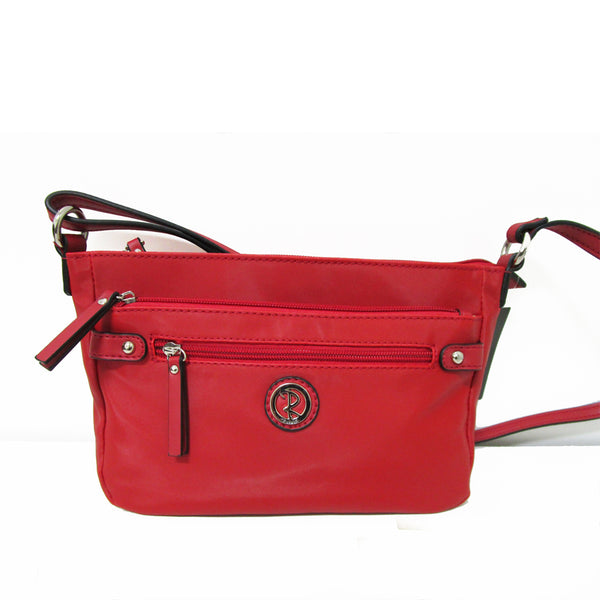 RS1308- Coated Nylon Crossbody