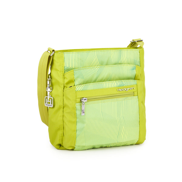 HIC370- Hedgren Nylon Crossbody