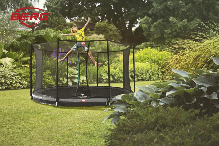 Which Are the Best BERG Trampolines to Buy?