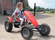 Load image into Gallery viewer, Berg Case BFR-3 Go Kart - Tractor Ride Ons (with gears)