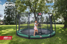 Load image into Gallery viewer, Berg Inground Champion Trampoline - Round