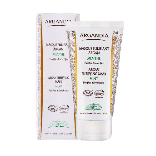 Argan Purifying Mask - Mint 75ml