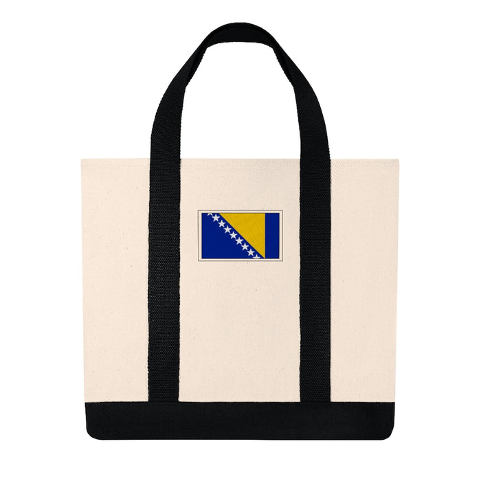 Bosnia-and-Herzegovina Shopping Tote