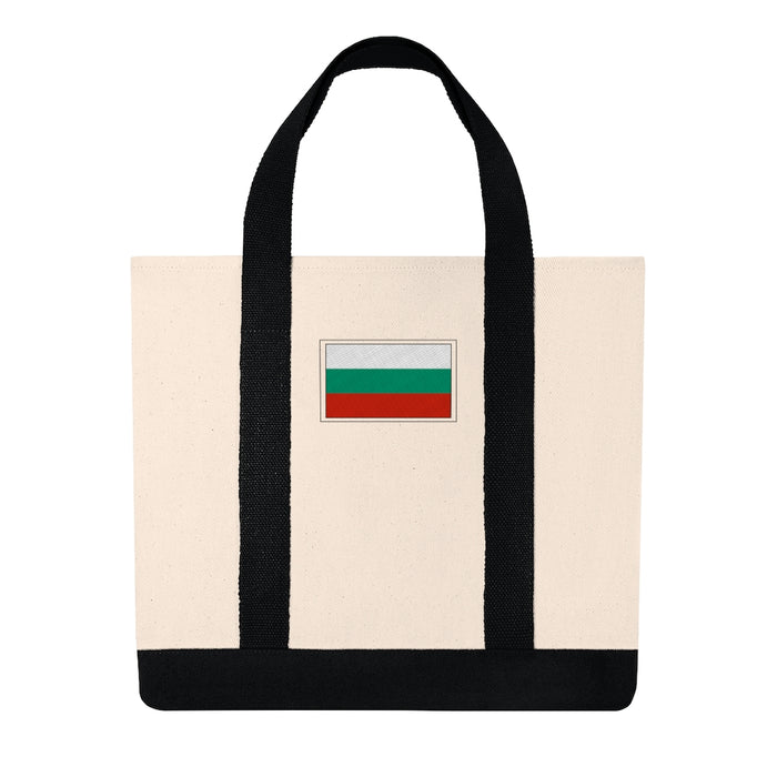 Bulgaria Shopping Tote