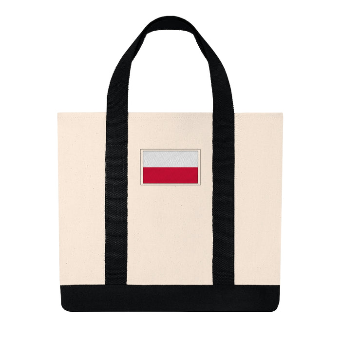 Poland Shopping Tote