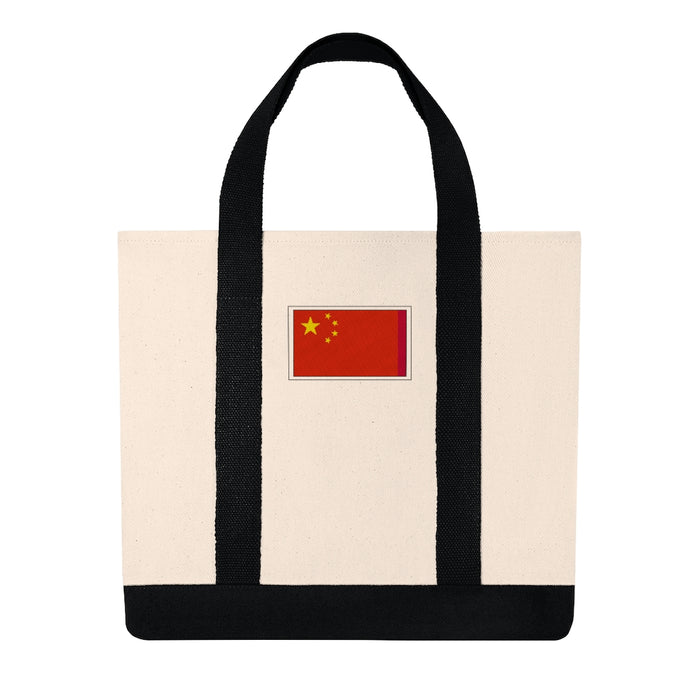 China Shopping Tote