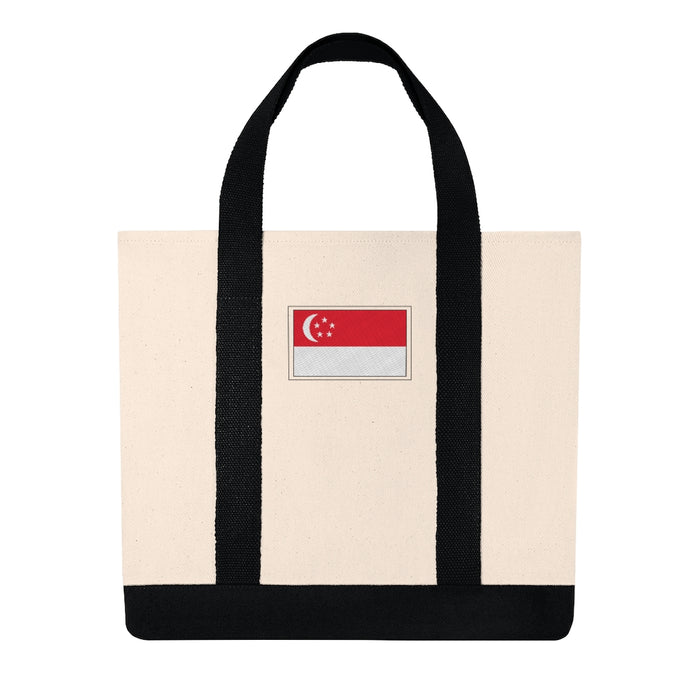 Singapore Shopping Tote