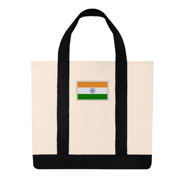India Shopping Tote