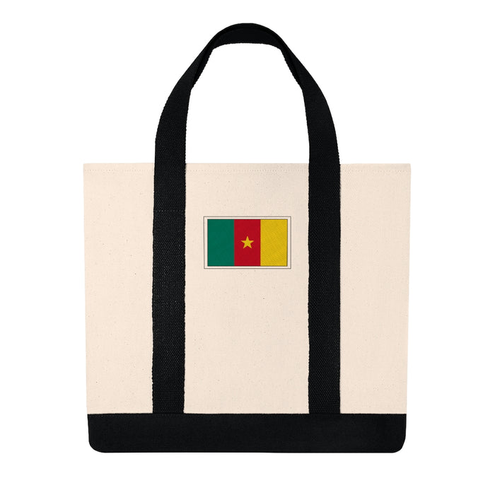 Cameroon Shopping Tote