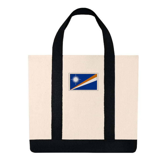Marshall-Islands Shopping Tote