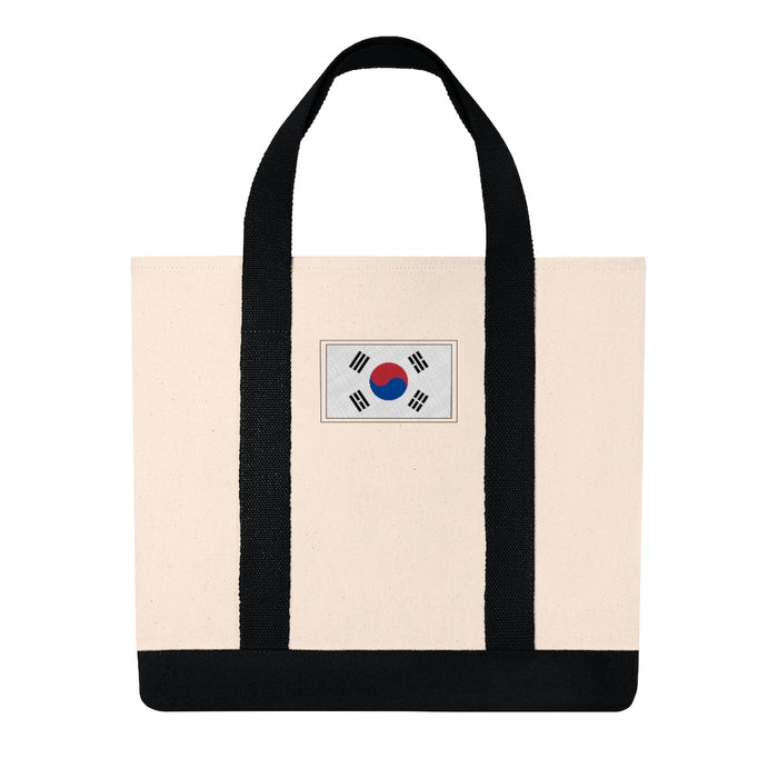 South-Korea Shopping Tote