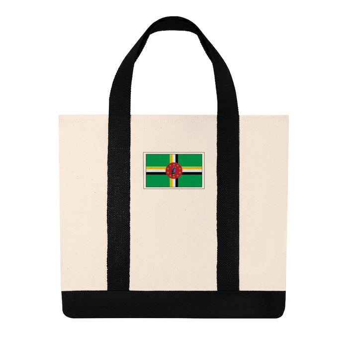 Dominica Shopping Tote
