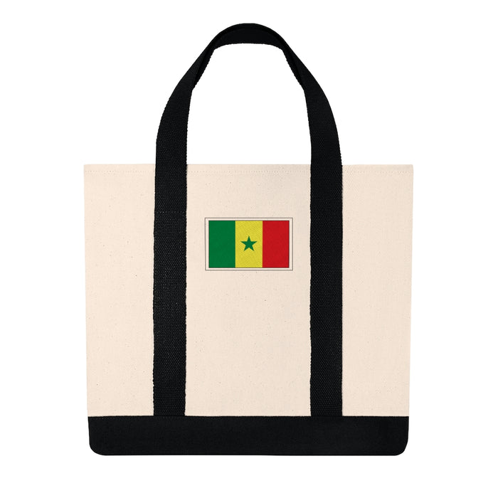 Senegal Shopping Tote