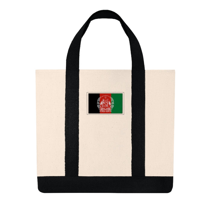 Afghanistan Shopping Tote