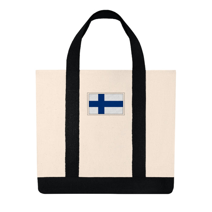 Finland Shopping Tote