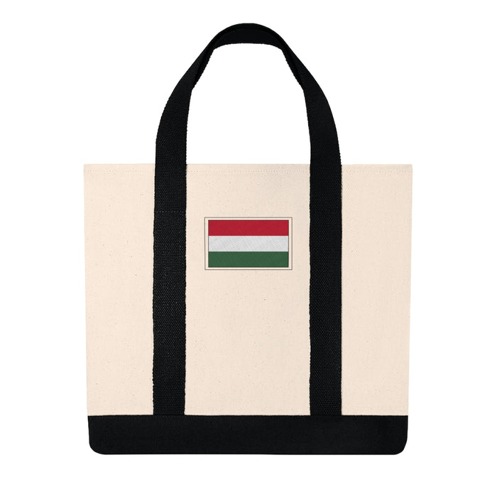 Hungary Shopping Tote