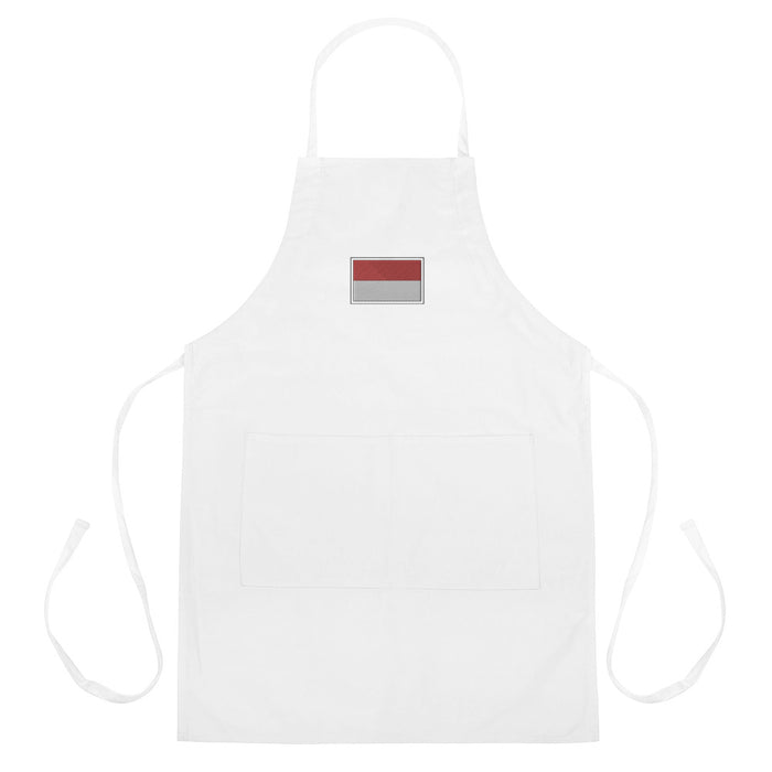 Indonesia Embroidered Apron