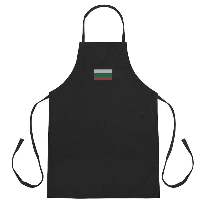 Bulgaria Embroidered Apron