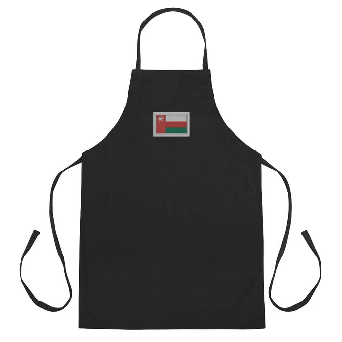 Oman Embroidered Apron