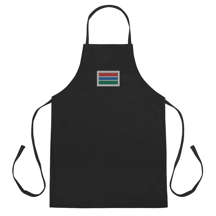 Gambia Embroidered Apron